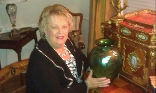 Kathleen M. Bailey, ISA CAPP, Antiques, Furnishings + Decorative Arts