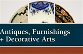 Apply to Be an Antiques, Furnishings + Decorative Arts Intern