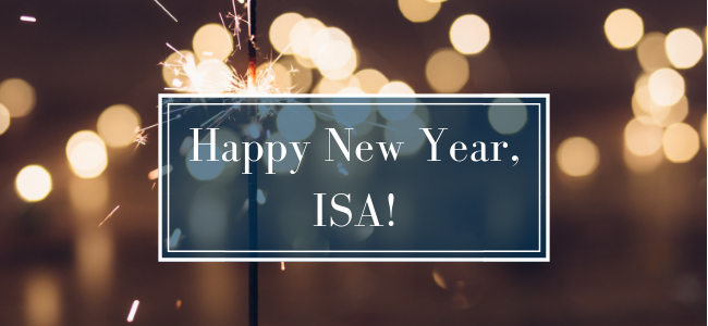 Happy New Year, ISA!